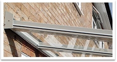 Clearview Glass Canopy System